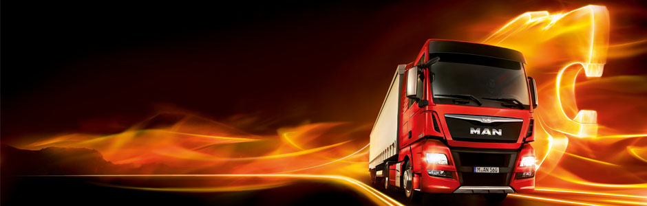 Welcome to MAN Truck & Bus UK
